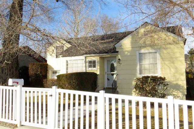 345 Ardmore, Reno, NV 89509 (MLS #190000133) :: Mike and Alena Smith | RE/MAX Realty Affiliates Reno