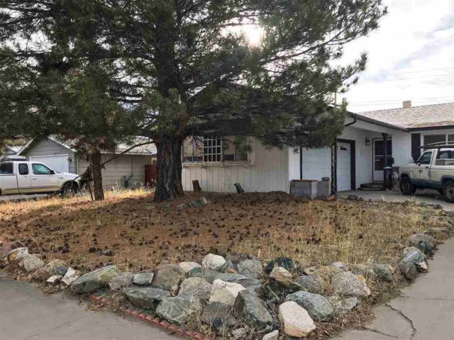 509 Bath St, Carson City, NV 89703 (MLS #190000184) :: Chase International Real Estate
