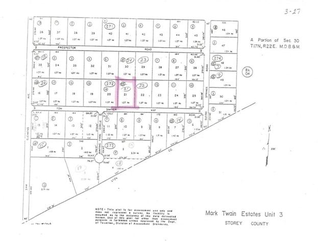 157 Tom Sawyer Way, Dayton, NV 89403 (MLS #190000418) :: Harcourts NV1