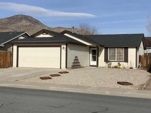 426 Sheep Camp Drive, Dayton, NV 89403 (MLS #190000562) :: The Mike Wood Team