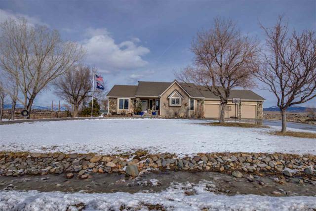 2346 Jacobsen Lane, Gardnerville, NV 89460 (MLS #190000651) :: NVGemme Real Estate