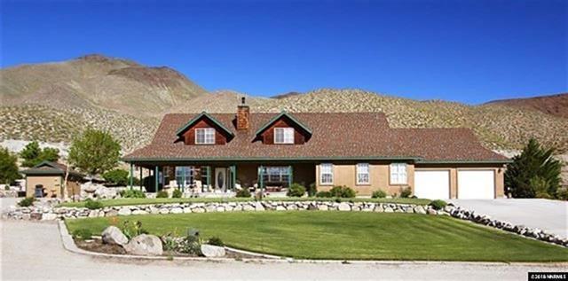 755 State Route 339, Yerington, NV 89447 (MLS #190000652) :: NVGemme Real Estate