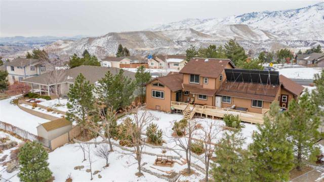 295 Mogul Mountain Dr, Reno, NV 89523 (MLS #190000670) :: Chase International Real Estate