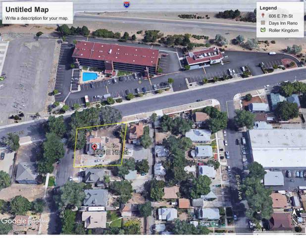 606 E 7th Street, Reno, NV 89512 (MLS #190000675) :: Harcourts NV1