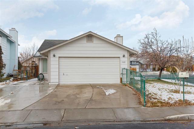 1681 Topeka Circle, Sparks, NV 89434 (MLS #190000684) :: NVGemme Real Estate