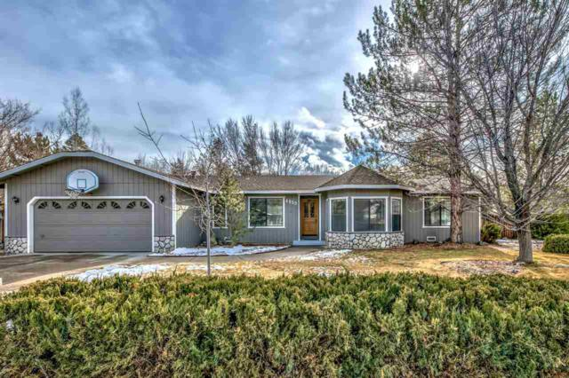 4859 Aquifer Way, Carson City, NV 89701 (MLS #190000696) :: The Mike Wood Team
