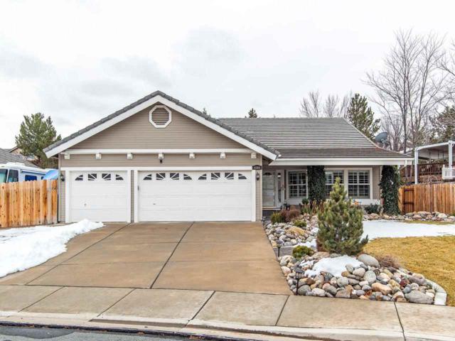 4504 Vista Mountain, Sparks, NV 89436 (MLS #190000766) :: Vaulet Group Real Estate
