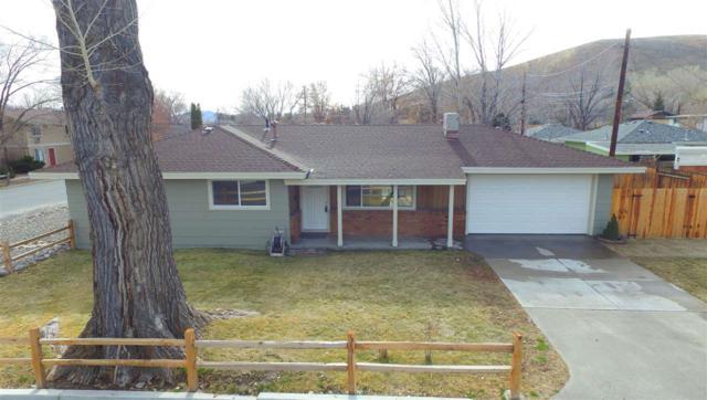 401 W Eighth Street, Carson City, NV 89703 (MLS #190000768) :: Harcourts NV1