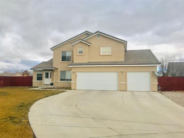 966 Aspen Circle, Fallon, NV 89406 (MLS #190000818) :: Chase International Real Estate