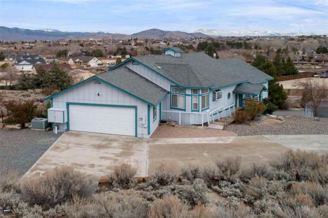 3667 Cindy's Trail, Carson City, NV 89705 (MLS #190000822) :: NVGemme Real Estate