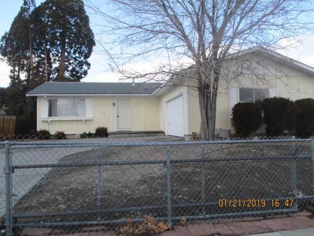 3555 4th St, Sparks, NV 89431 (MLS #190000830) :: NVGemme Real Estate