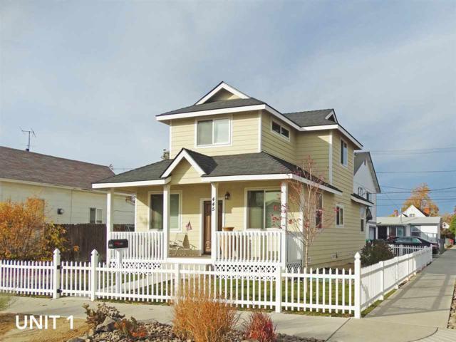 445 7th Street, Sparks, NV 89431 (MLS #190000833) :: NVGemme Real Estate