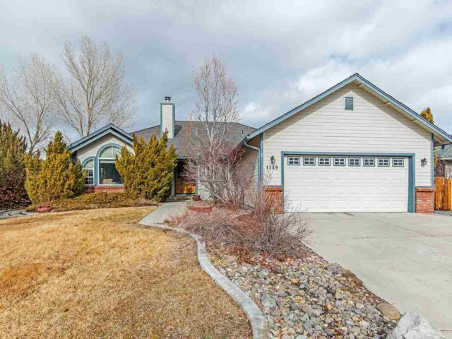 1349 Bridle, Minden, NV 89423 (MLS #190000841) :: NVGemme Real Estate
