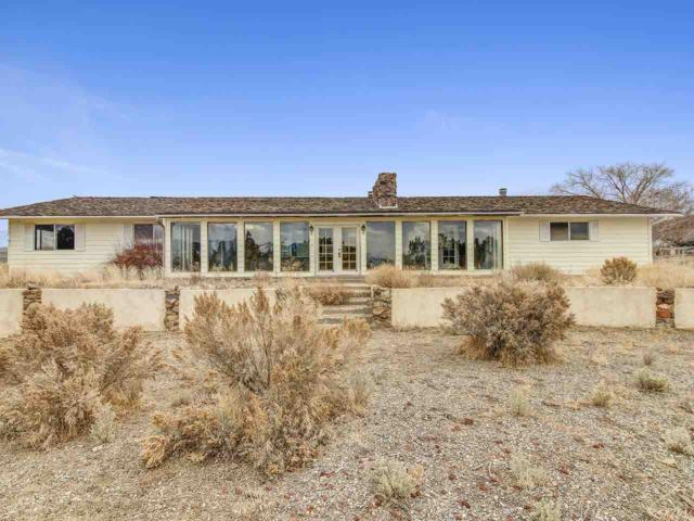 4115 Woodcock, Washoe Valley, NV 89704 (MLS #190000855) :: Chase International Real Estate