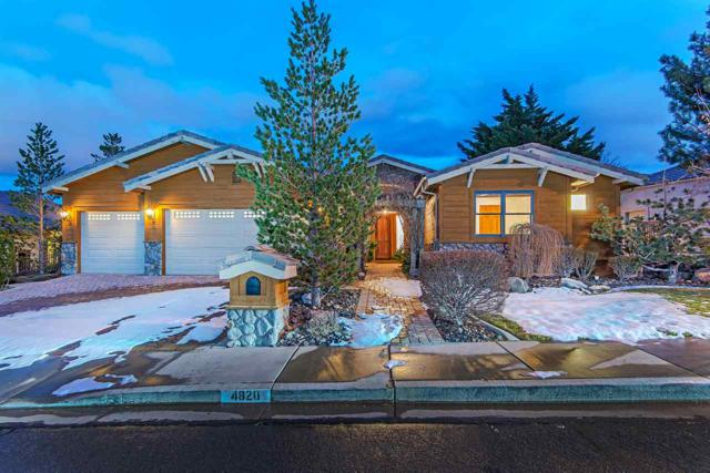 4820 Broken Arrow Cr, Reno, NV 89509 (MLS #190000889) :: Mike and Alena Smith | RE/MAX Realty Affiliates Reno