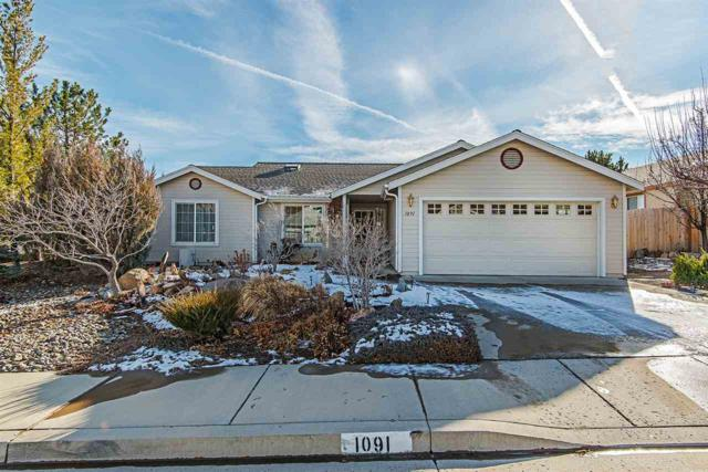 1091 Genoa Ln, Carson City, NV 89706 (MLS #190000920) :: Ferrari-Lund Real Estate