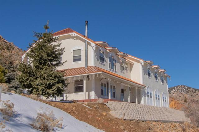 334 S B St., Virginia City, NV 89440 (MLS #190001023) :: Chase International Real Estate