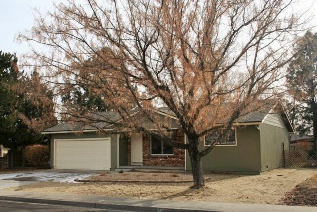 805 Jeanell Dr., Carson City, NV 89703 (MLS #190001052) :: The Mike Wood Team
