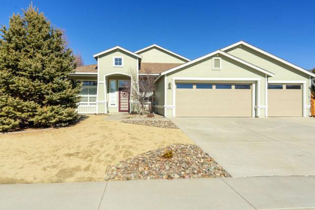 1126 Cheatgrass Dr., Dayton, NV 89403 (MLS #190001055) :: Ferrari-Lund Real Estate