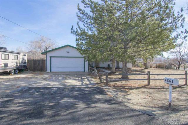 4861 Silver Sage Dr, Carson City, NV 89701 (MLS #190001056) :: Chase International Real Estate
