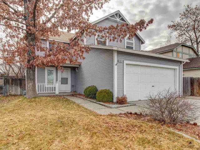 2497 Pinebrook Drive, Carson City, NV 89701 (MLS #190001143) :: Chase International Real Estate