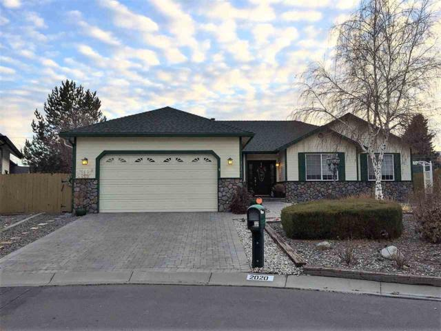 2020 Shadow Brook, Carson City, NV 89703 (MLS #190001269) :: Marshall Realty