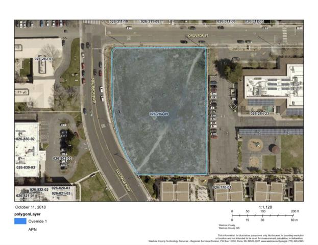 0 Orovada, Reno, NV 89512 (MLS #190001286) :: Ferrari-Lund Real Estate