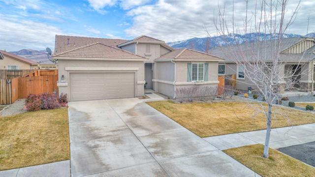 134 Calvert St, Dayton, NV 89403 (MLS #190001295) :: Chase International Real Estate