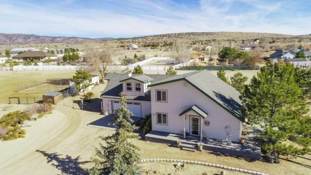 1620 Saratoga St, Minden, NV 89423 (MLS #190001322) :: Chase International Real Estate