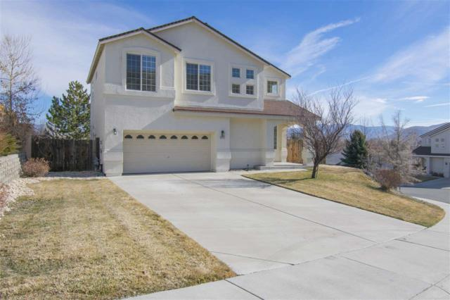 872 Kennedy Drive, Carson City, NV 89702 (MLS #190001347) :: The Mike Wood Team