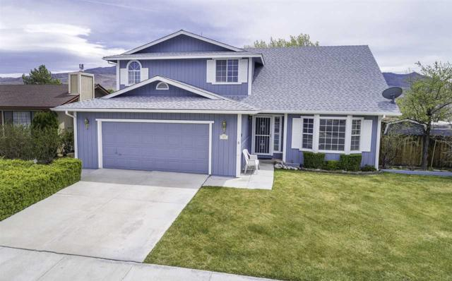 321 Woodside Ct, Dayton, NV 89403 (MLS #190001398) :: Chase International Real Estate