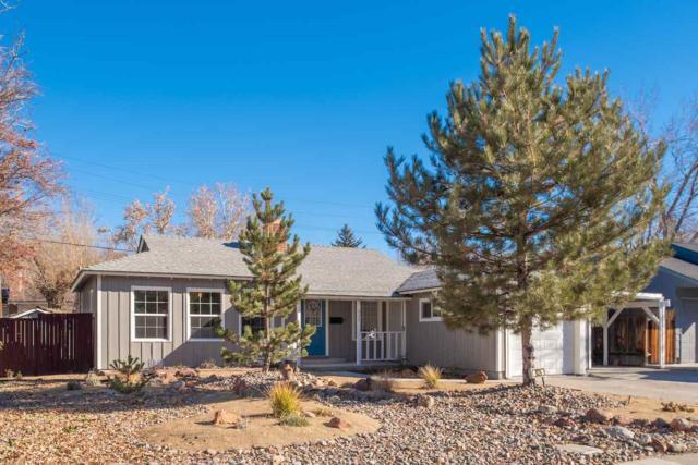 826 Arbutus St., Reno, NV 89509 (MLS #190001492) :: Chase International Real Estate