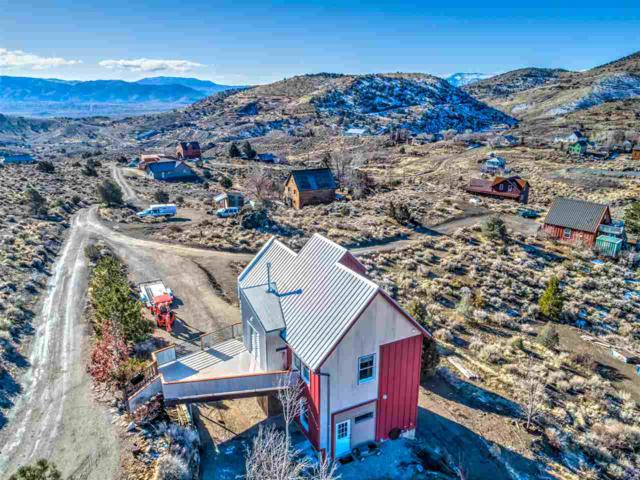 160 E Grant, Silver City, NV 89428 (MLS #190001495) :: Theresa Nelson Real Estate