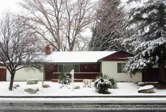 1404 N Division St., Carson City, NV 89703 (MLS #190001502) :: Chase International Real Estate