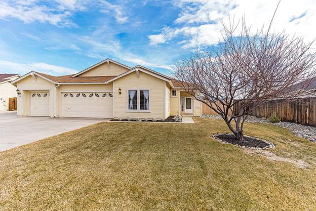 18 Sharp Springs Ct., Sparks, NV 89436 (MLS #190001519) :: The Mike Wood Team