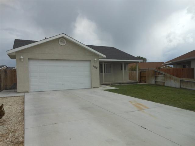 360 Torrey Pines, Fallon, NV 89406 (MLS #190001533) :: Chase International Real Estate