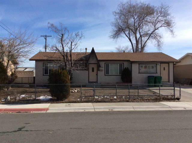1150 Goldfield St, Reno, NV 89512 (MLS #190001593) :: The Mike Wood Team