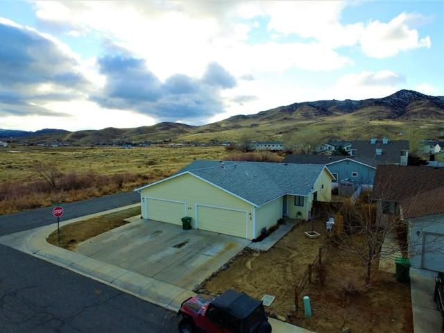 201 Nightingale Dr., Dayton, NV 89403 (MLS #190001663) :: The Mike Wood Team