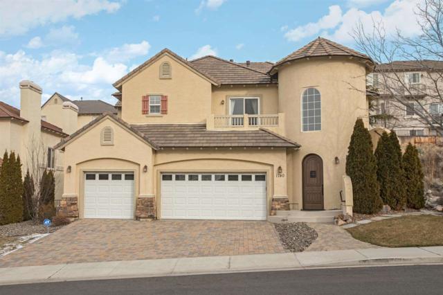 1740 Cloud Peak Drive, Sparks, NV 89436 (MLS #190001678) :: Ferrari-Lund Real Estate
