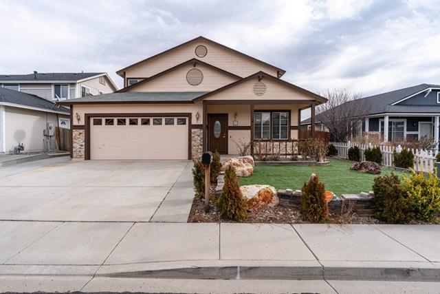 1560 N Saturno Heights Drive, Reno, NV 89523 (MLS #190001693) :: Chase International Real Estate