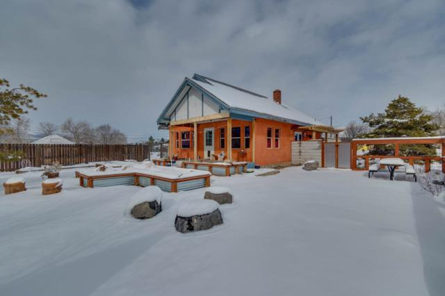 265 Puma Dr., Washoe Valley, NV 89704 (MLS #190001720) :: The Mike Wood Team
