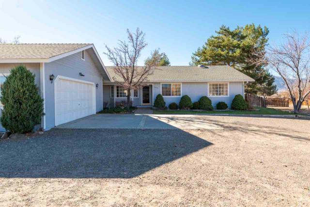 2654 Gordon Ave, Minden, NV 89423 (MLS #190001743) :: Chase International Real Estate