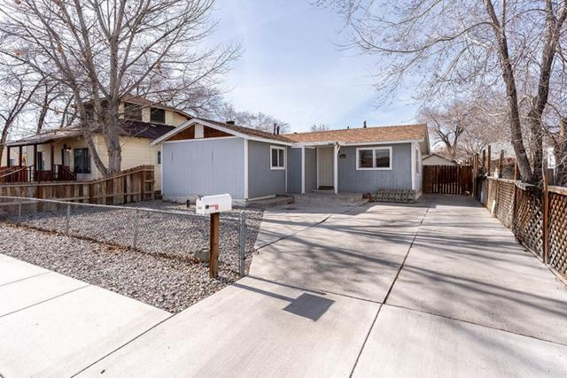 628 Humboldt St, Fallon, NV 89406 (MLS #190001771) :: Joshua Fink Group