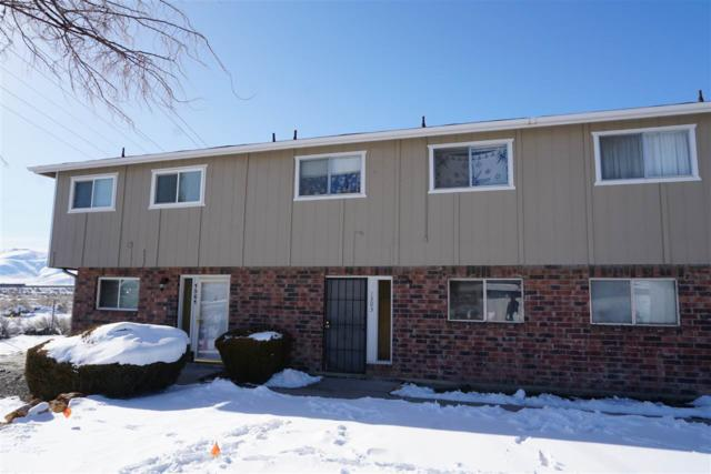 1303 Green Court South, Carson City, NV 89701 (MLS #190001784) :: The Mike Wood Team