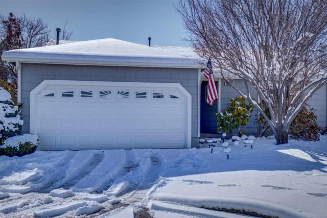 4567 China Rose, Reno, NV 89502 (MLS #190001804) :: Marshall Realty
