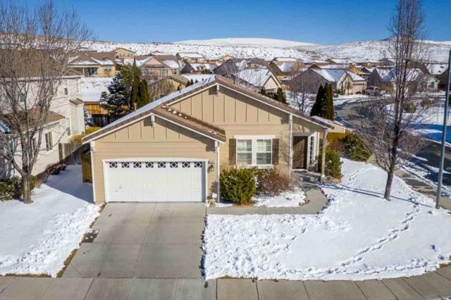 5502 Spandrell Circle, Sparks, NV 89436 (MLS #190001807) :: Chase International Real Estate