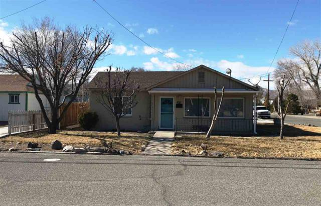 501 S Center, Yerington, NV 89447 (MLS #190001830) :: Joshua Fink Group