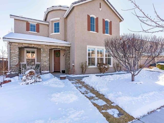4289 Black Hills Drive, Sparks, NV 89436 (MLS #190001835) :: Ferrari-Lund Real Estate