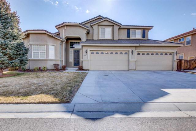 621 St Andrews Dr, Dayton, NV 89403 (MLS #190001860) :: Chase International Real Estate