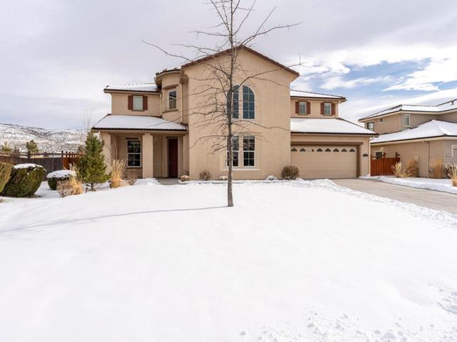 4321 Black Hills Drive, Sparks, NV 89436 (MLS #190001875) :: Theresa Nelson Real Estate